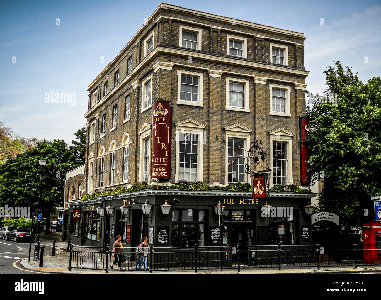 The Mitre Hotel London