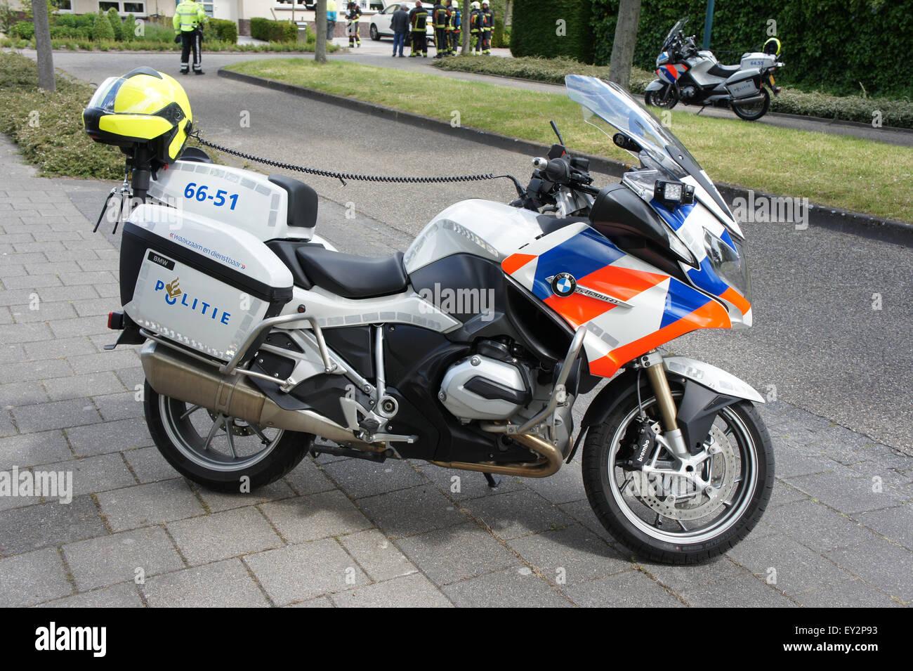 Police Motorbike Bmw R1200rt Unit 66 51 Pic1 Stock Photo 85498591
