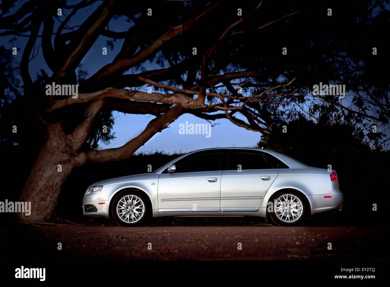 Audi Night Stock Photos Audi Night Stock Images Alamy