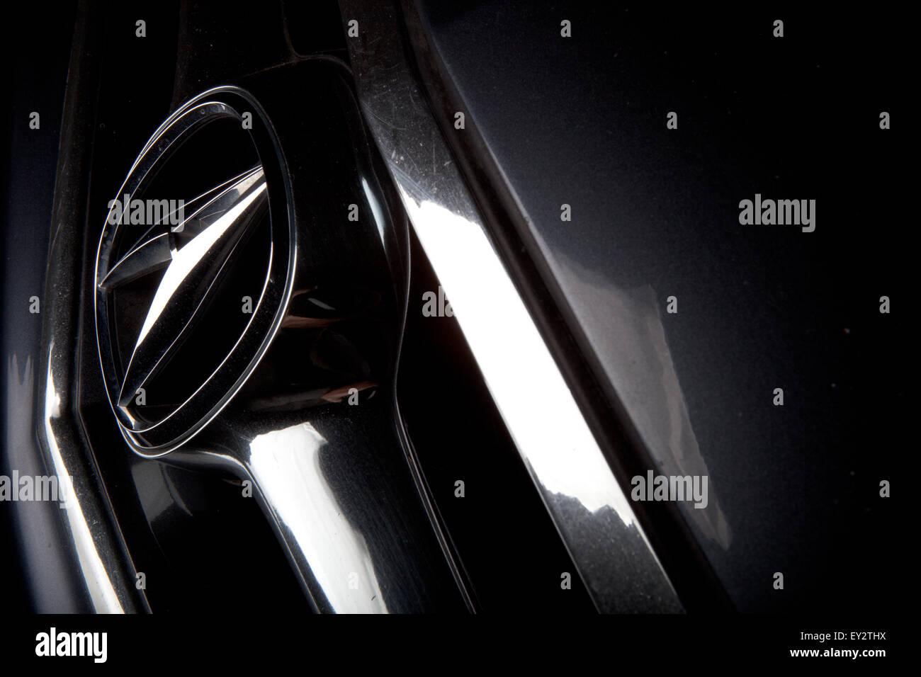 Logo Close Up Stock Photos & Logo Close Up Stock Images - Alamy