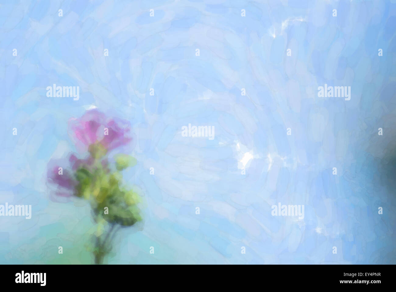 abstract digital painting backgrounds pastel tones dreamy blurred