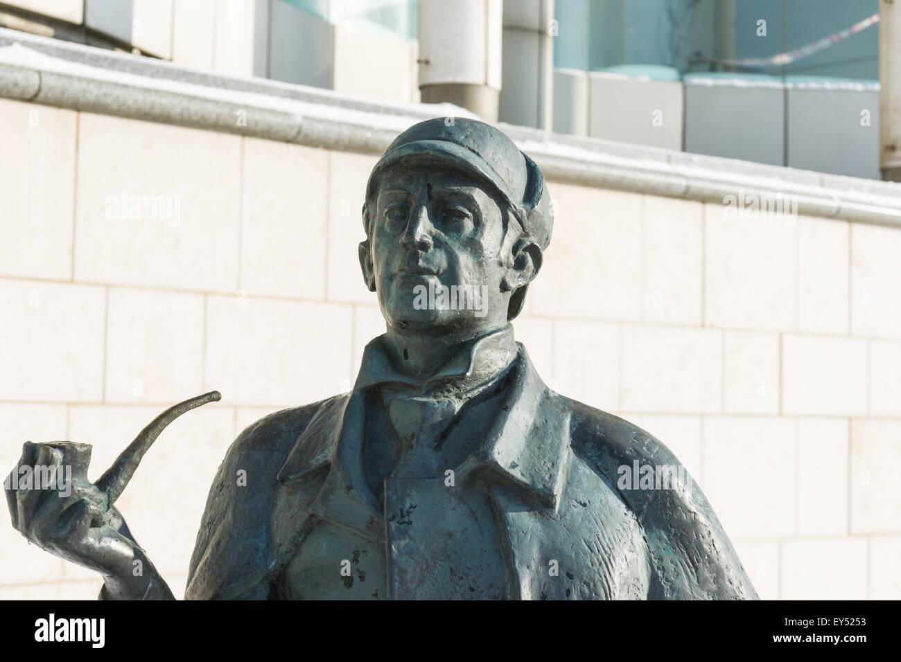 Are Vasiliy Livanov and Vitaly Solomin like Holmes and Watson?
