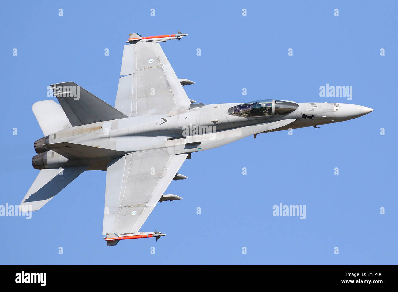 F18 Hornet Stock Photos Images Alamy Jet Engine Diagram An At The Royal International Air Tattoo Image