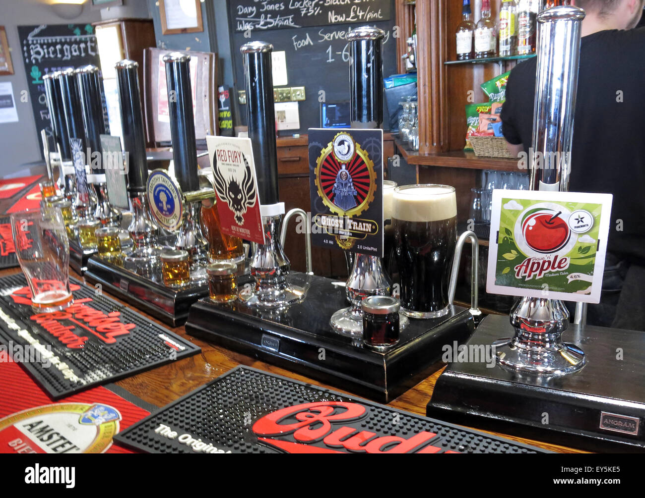 The Sportsman Inn, Huddersfield, West Yorkshire, England, UK - Stock Image