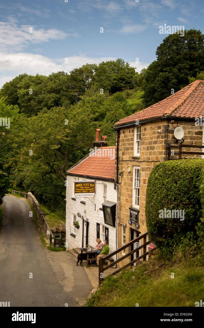 Beck Hole, North Yorkshire, United Kingdom - Stock Image