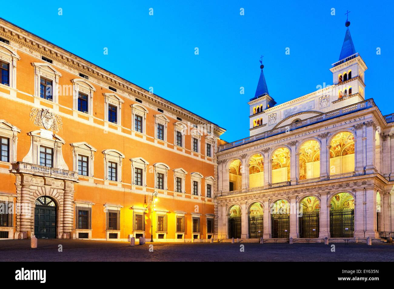 Loggia stock photos loggia stock images alamy for Palazzo delle esposizioni rome italy
