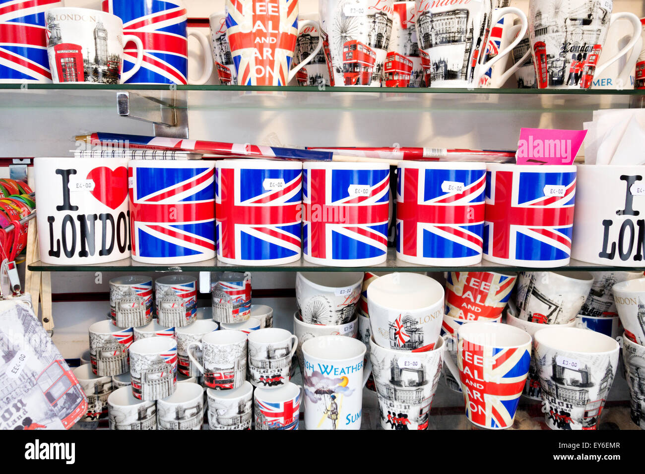 Wedding Gifts London: I Love London And British Cups Mugs, Gifts And Souvenirs