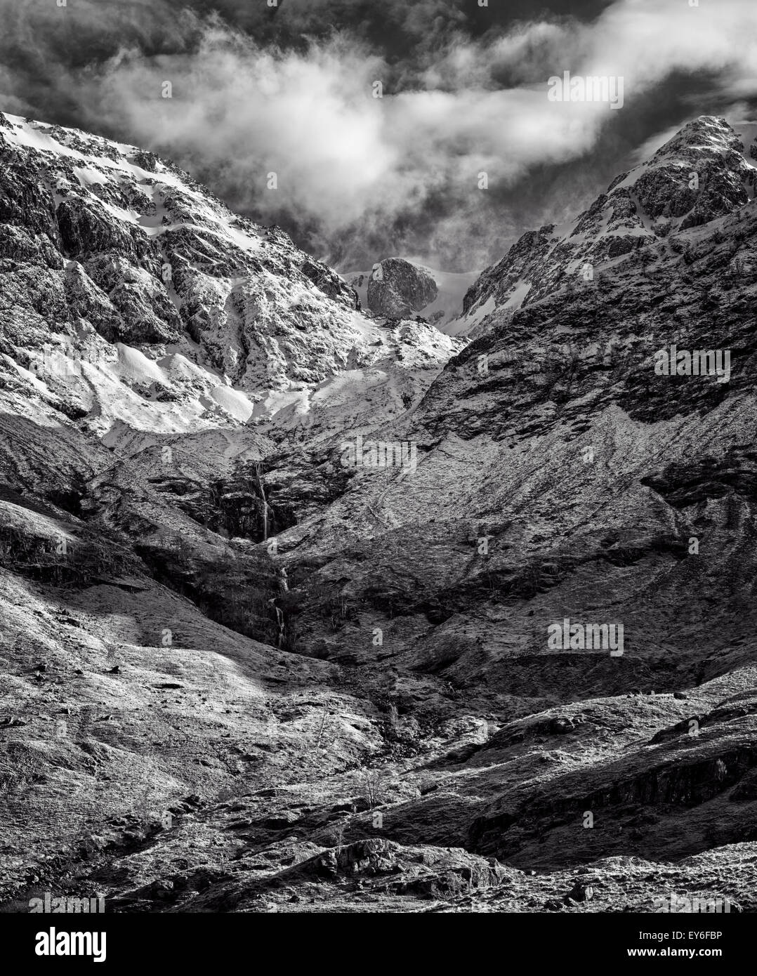 landscape, landscapes, Scotland, Scottish - Stock Image