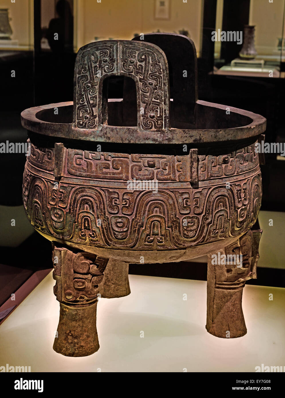 Ancient Chinese Vessel Stock Photos Amp Ancient Chinese