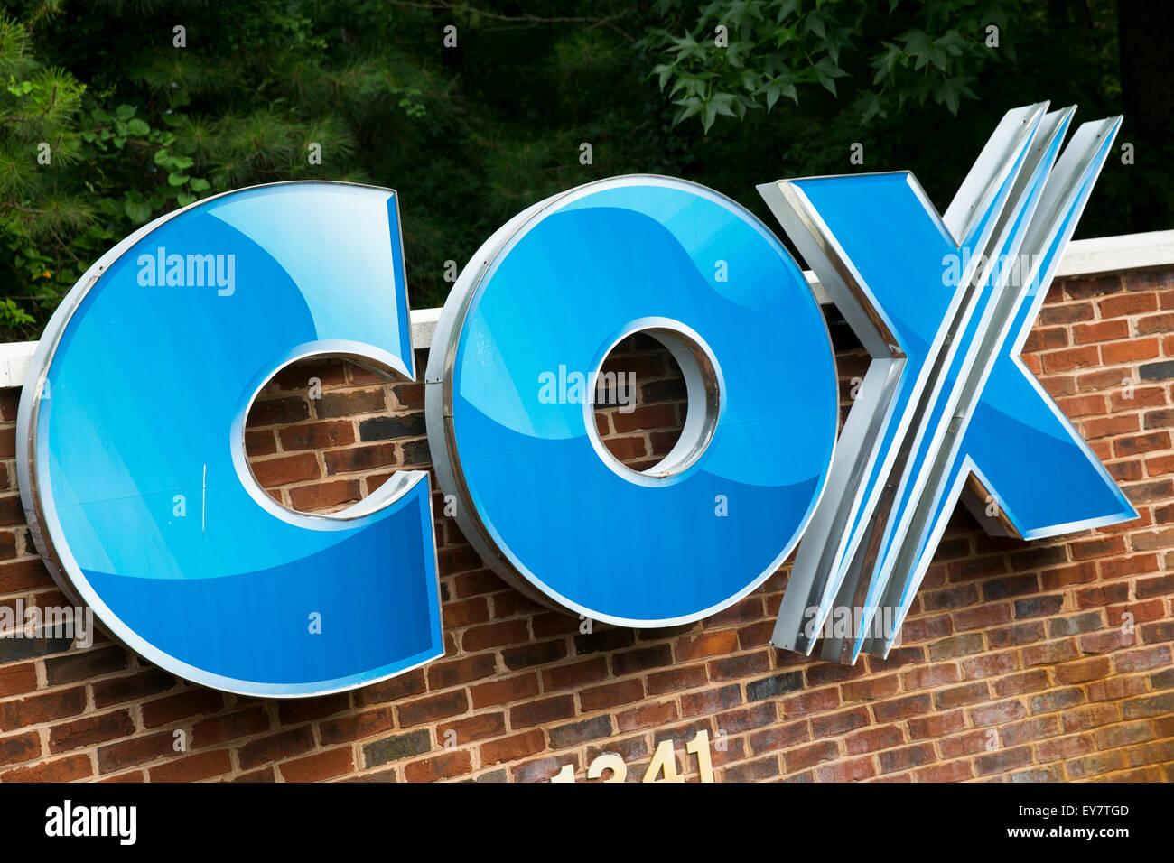 Cox communications inc fx sites