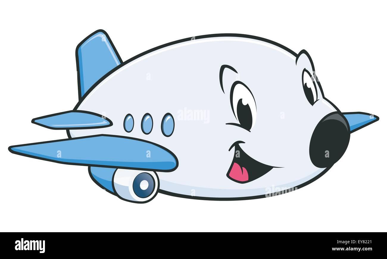 cartoon plane stock photos   cartoon plane stock images alamy paper airplane icon vector Kite Vector