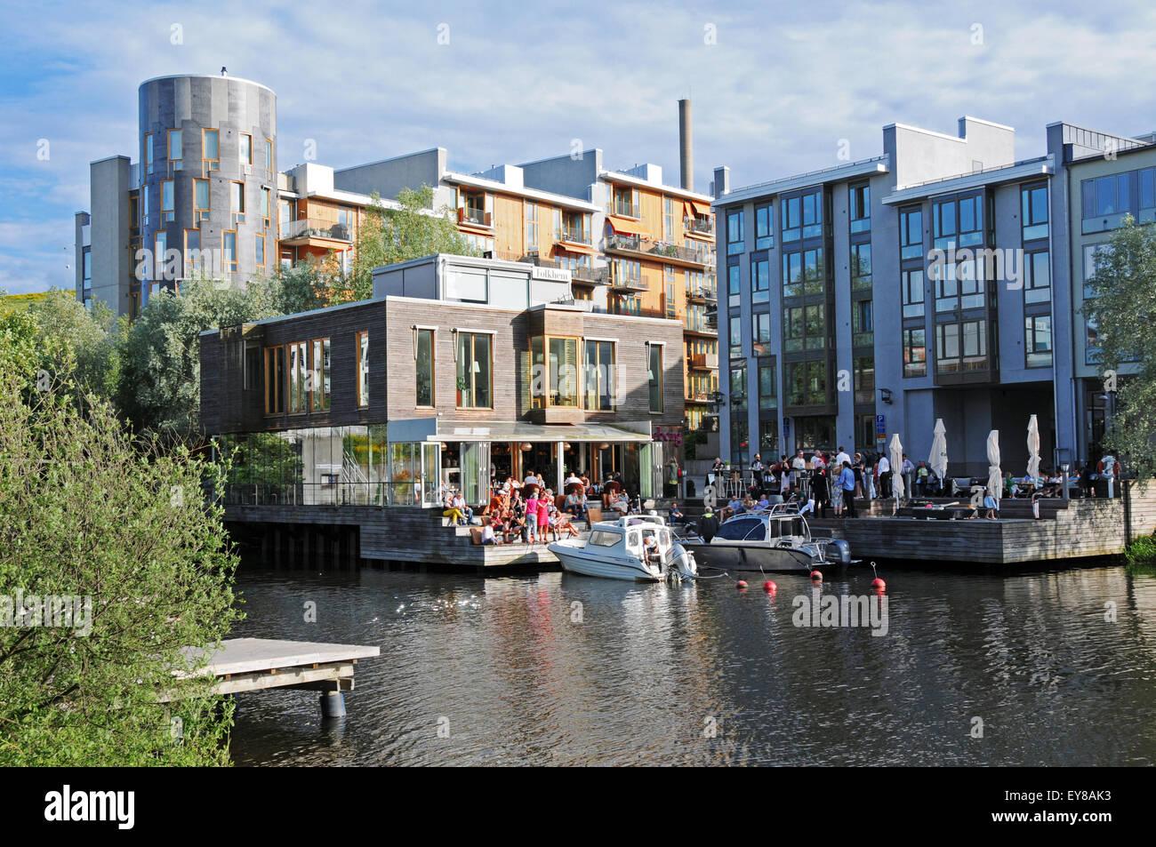 Göteborg Hammarby Sjöstad
