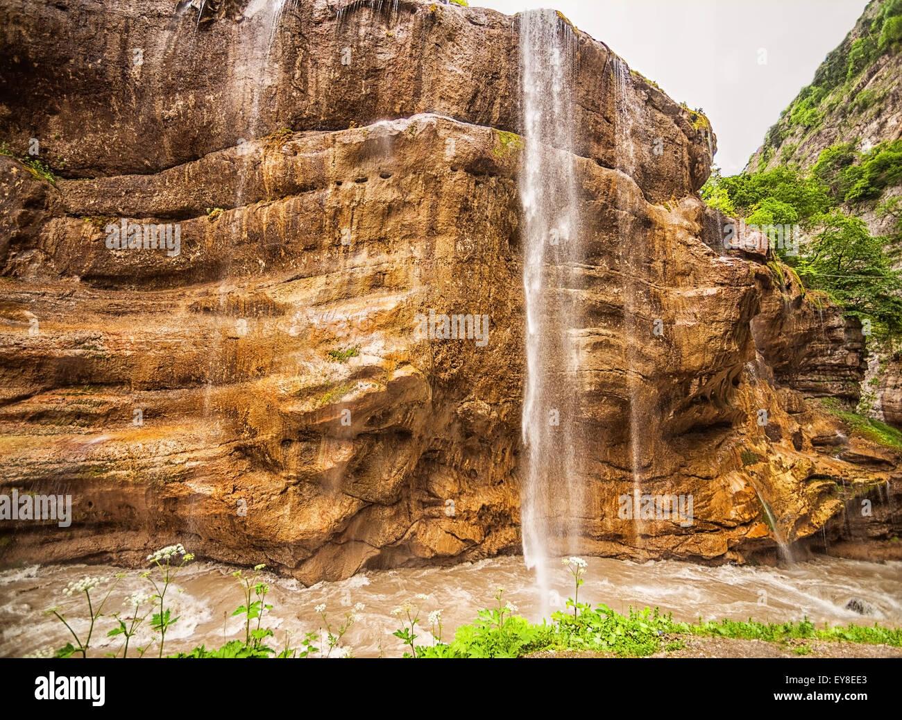 Chegem waterfalls. Chegem waterfalls (Kabardino-Balkaria), how to get there 90