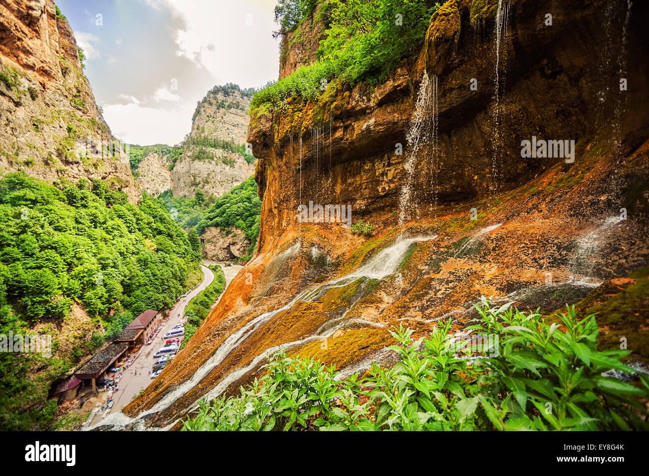Chegem waterfalls. Chegem waterfalls (Kabardino-Balkaria), how to get there 74