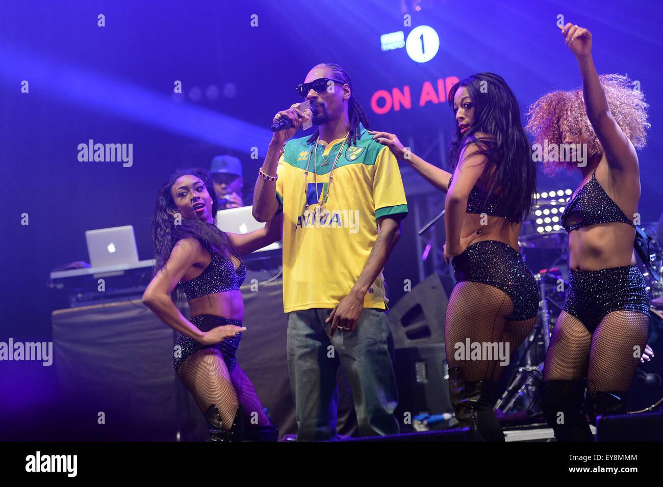 Radio 1's Big Weekend - Day 1 Featuring: Snoop Lion, Snoop