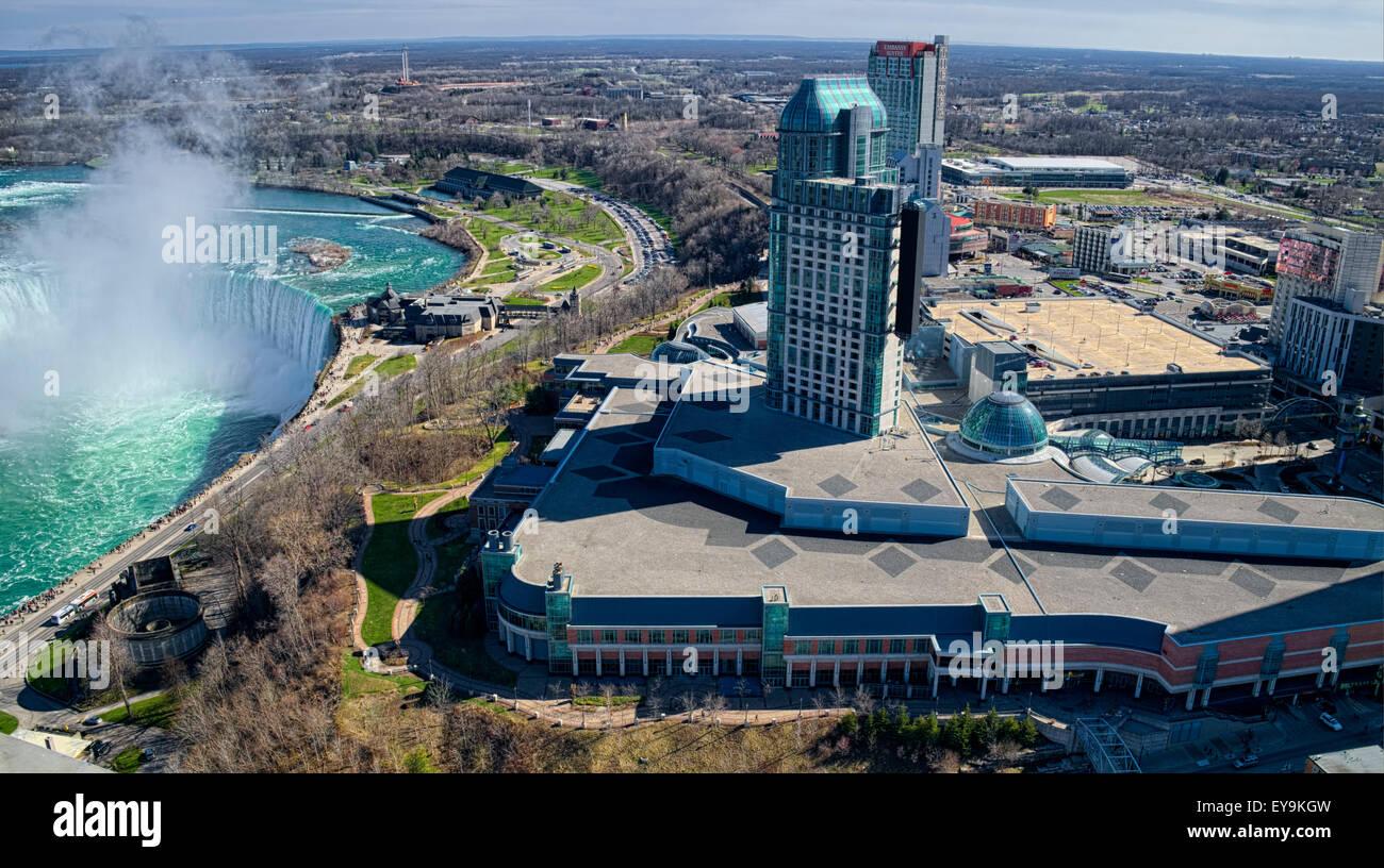 the casino hotel niagara falls