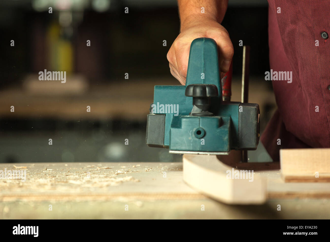 Wood Planer Stock Photos Amp Wood Planer Stock Images Alamy