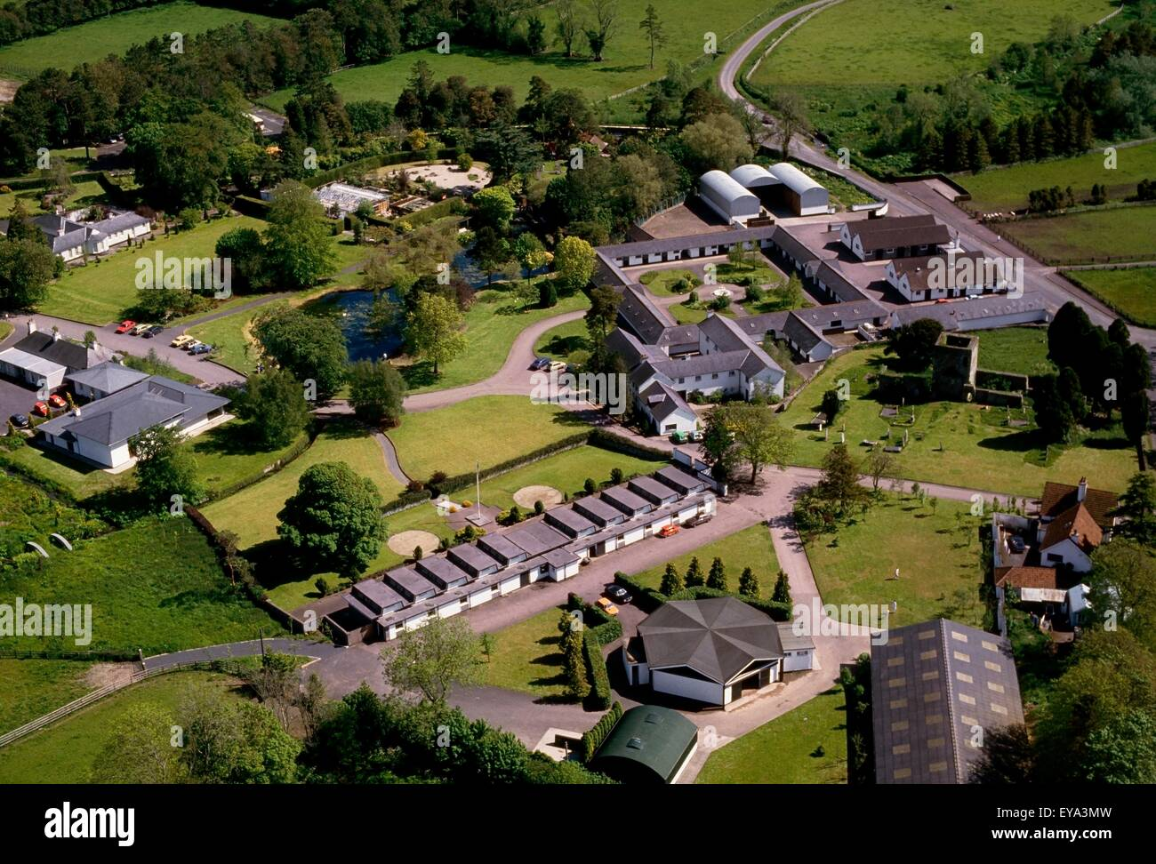 Irish National Stud: Irish National Stud, Tully, County Kildare, Ireland