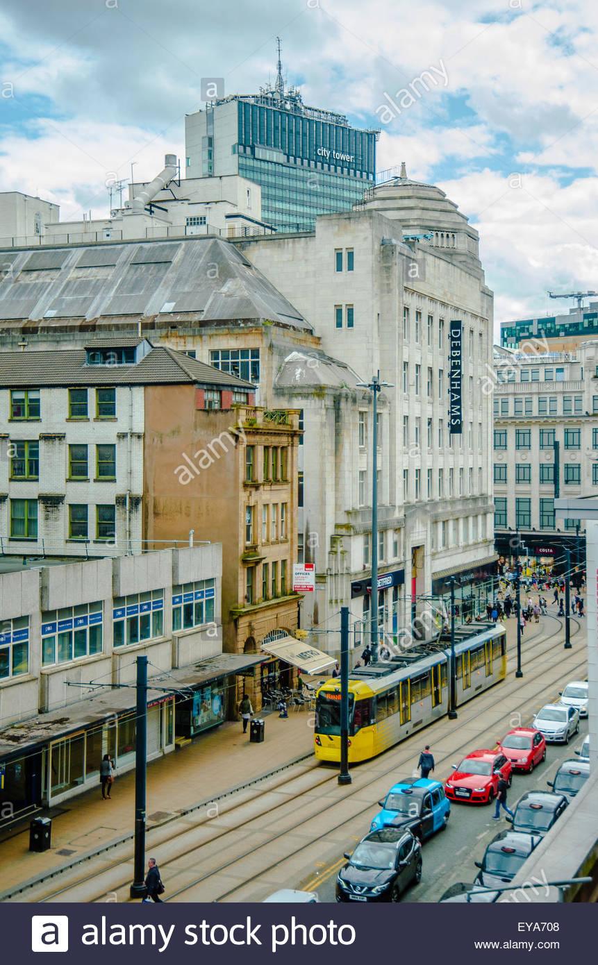 UK Weather, Manchester, England UK  Thursday 23rd July 2015  A grey