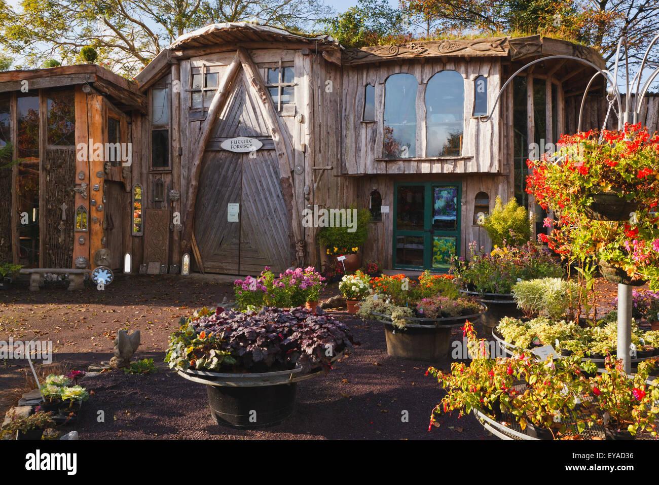 Garden Centre: Future Forests Garden Centre Near Kealkill; County Cork
