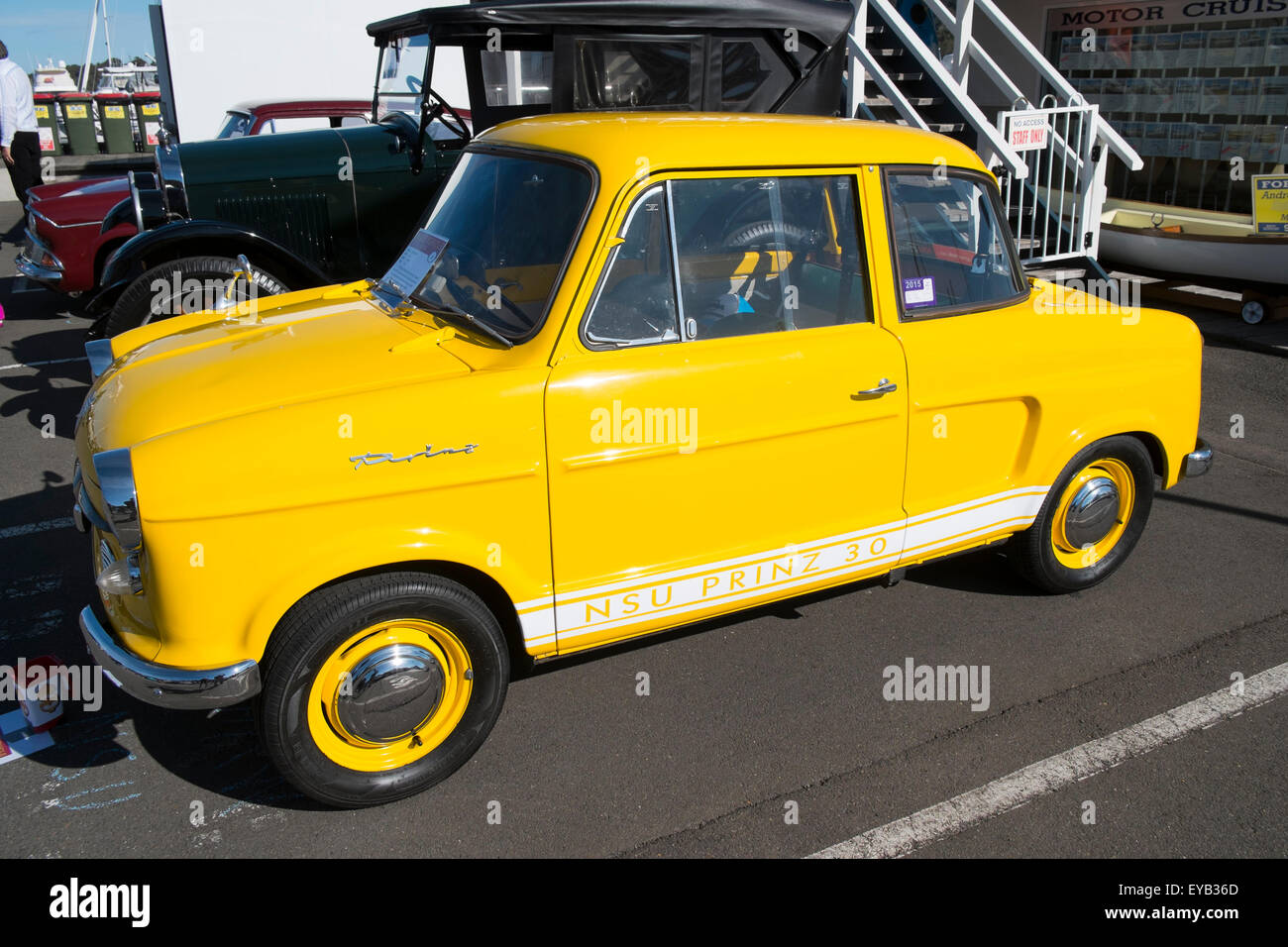 Nsu Prinz Stock Photos & Nsu Prinz Stock Images - Alamy