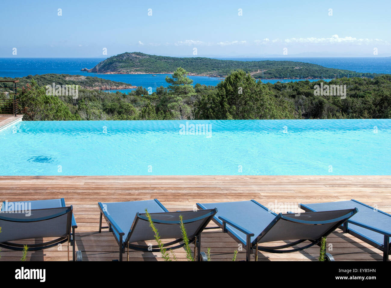 Infinity pool europe stock photos infinity pool europe stock images alamy - Infinity pool europe ...
