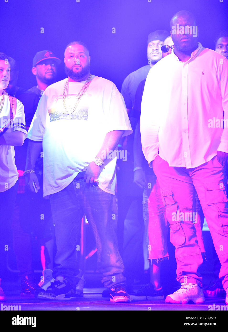 99 Jamz Summer Concert At The BBT Center Featuring DJ Khaled E Class Where Sunrise Florida United States When 24 May 2015