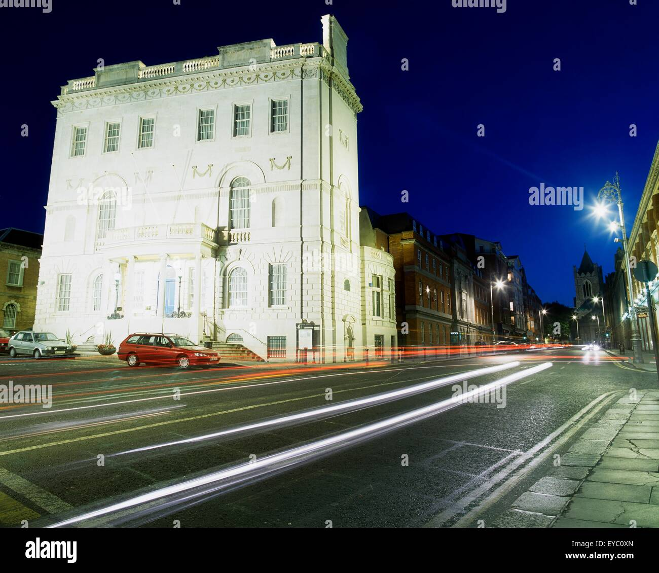 Dublin City, Rates Office - Stock Image