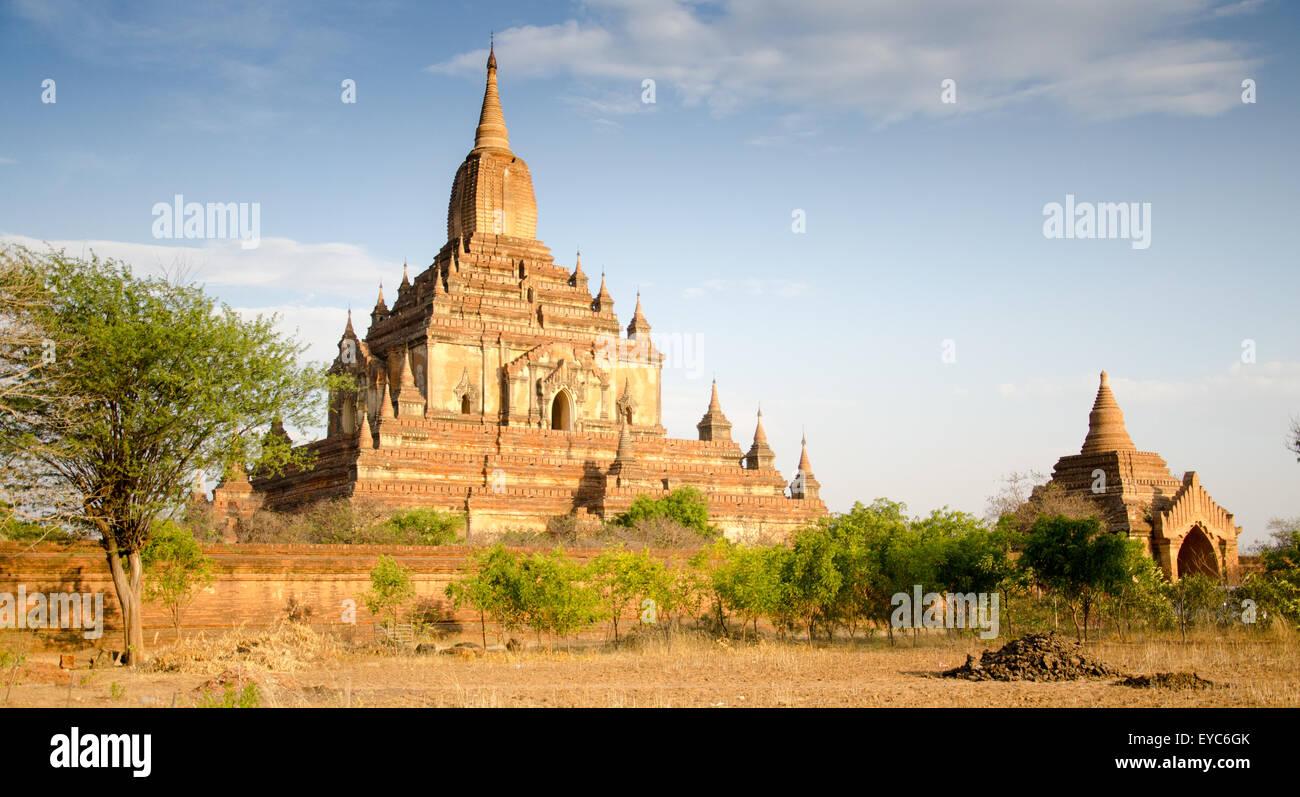 Ananda Temple, Bagan, Myanmar - Stock Image