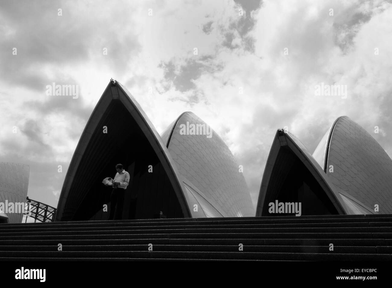sydney opera house close up in black and white EYCBPC - 40+ Black And White Pictures Of Sydney Opera House  Background