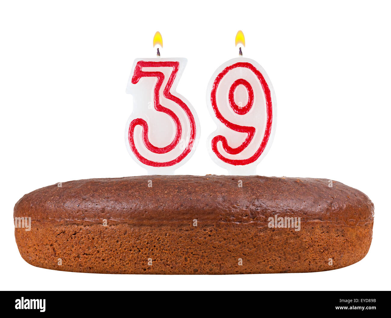 Happy 39th Birthday Cut Out Stock Images Pictures Alamy