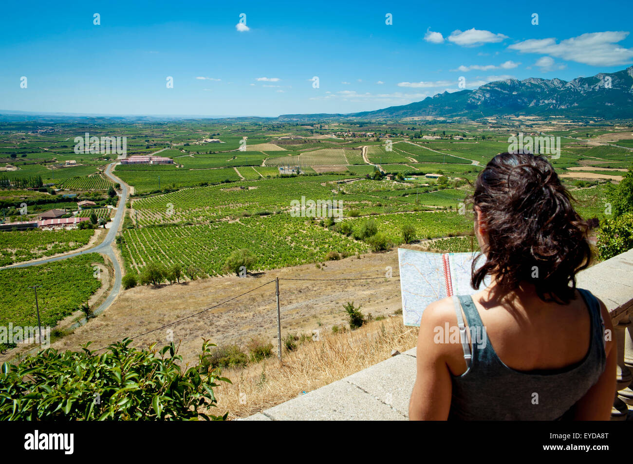 Basque Country Map Stock Photos Basque Country Map Stock Images