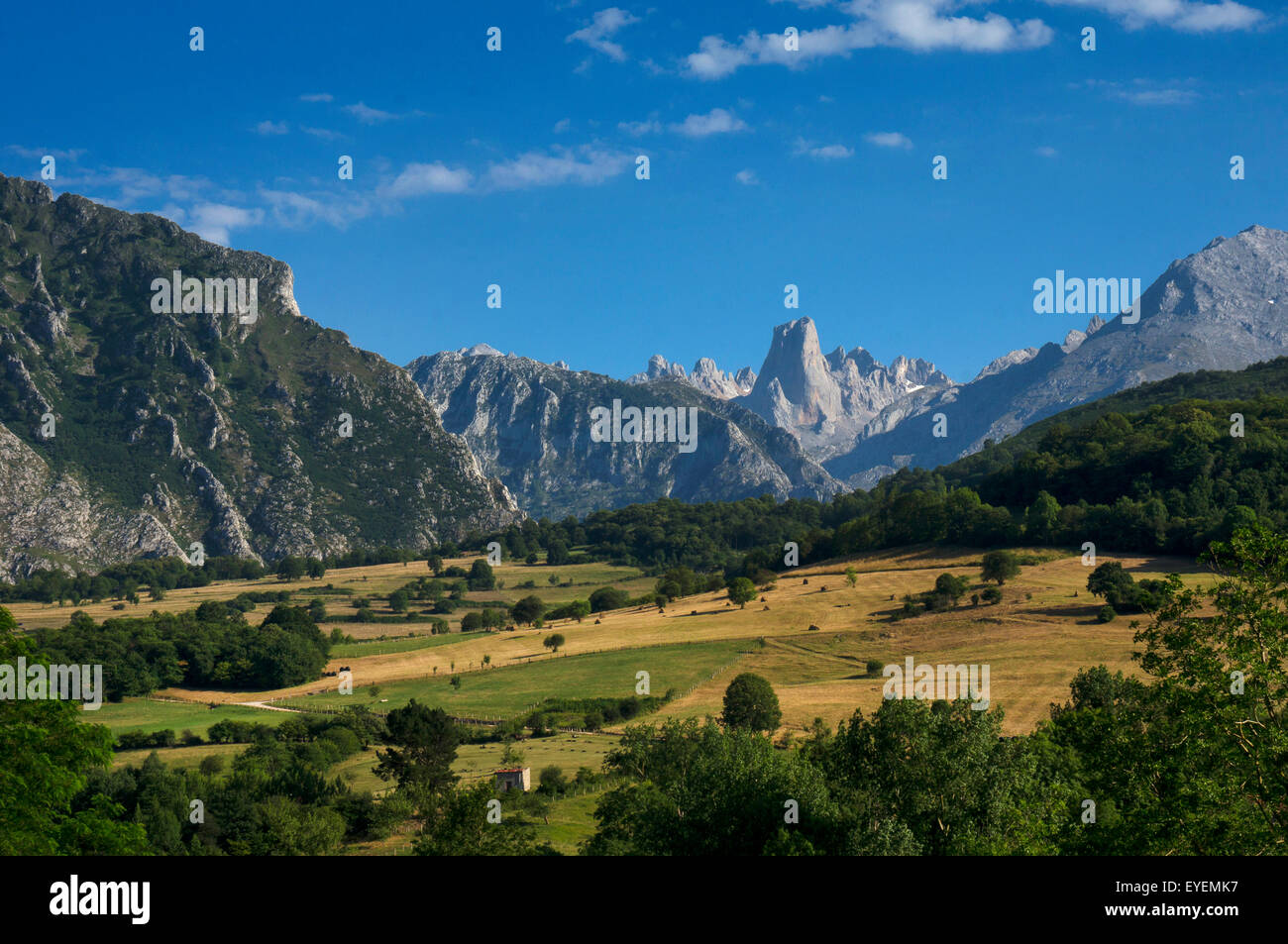 Picos de europa,Asturias,Northern Spain - Stock Image