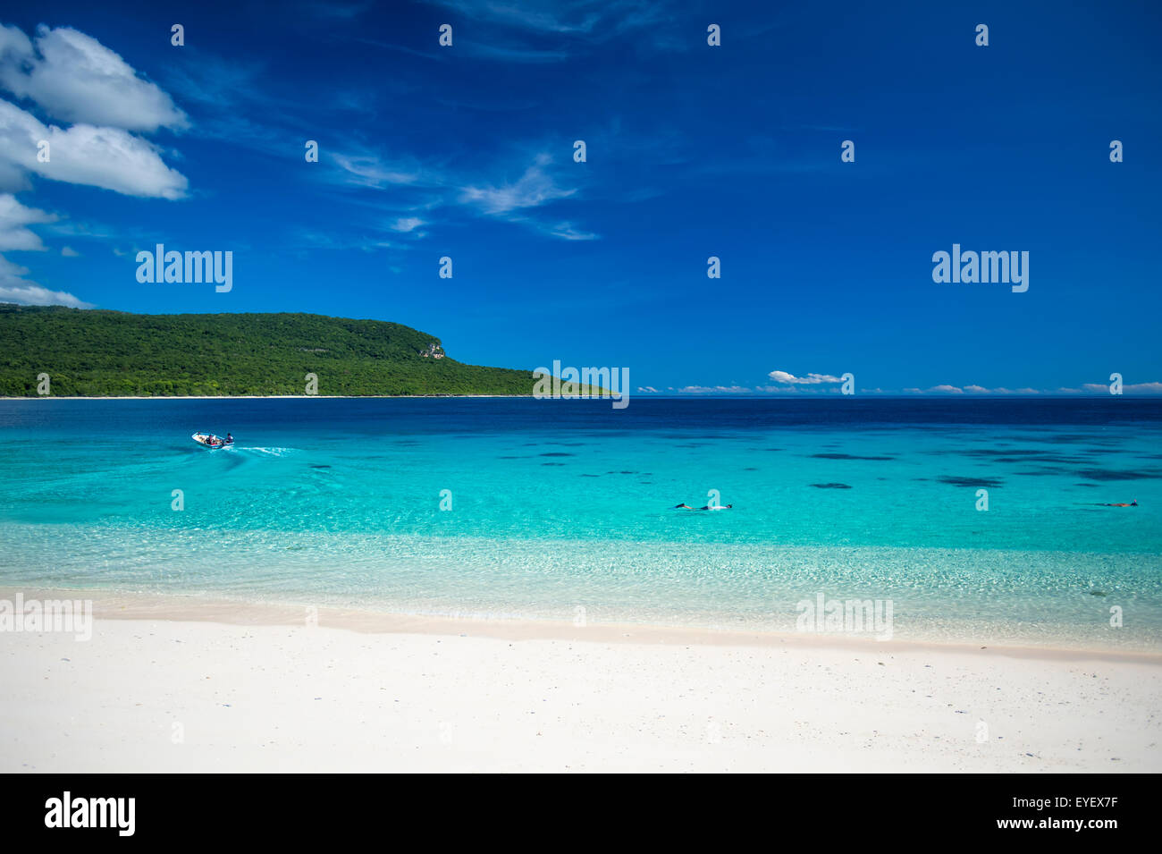 Jaco Island; Timor-Leste Stock Photo
