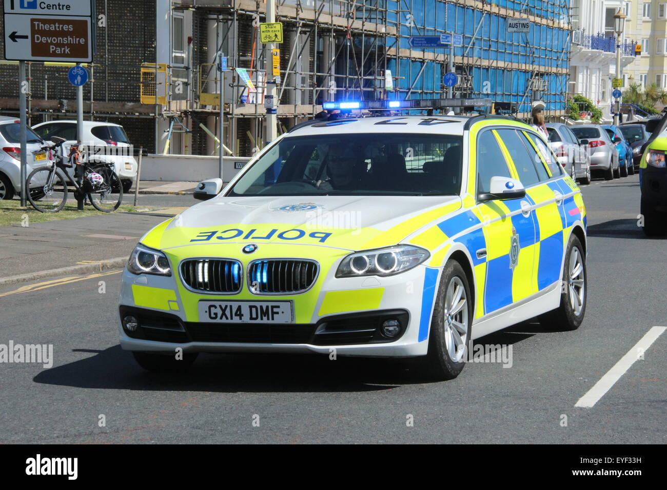 blue police vans uk