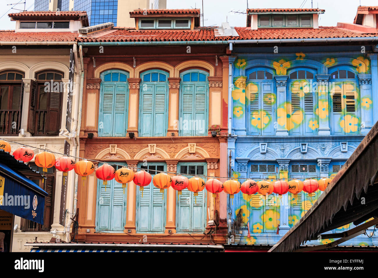 Shophouse Stock Photos & Shophouse Stock Images - Alamy