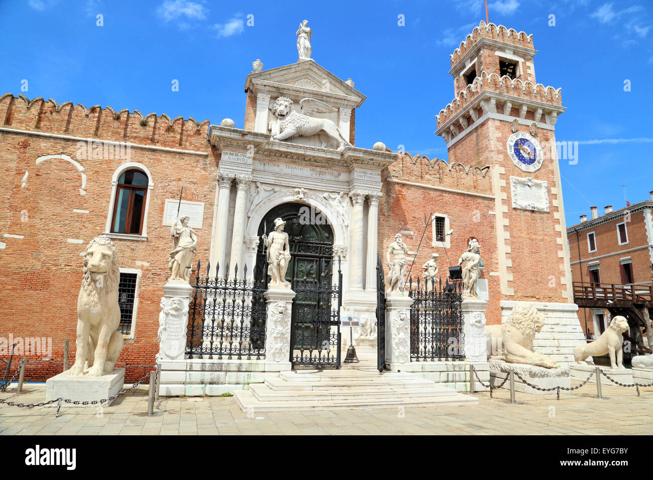 Arsenale - Stock Image