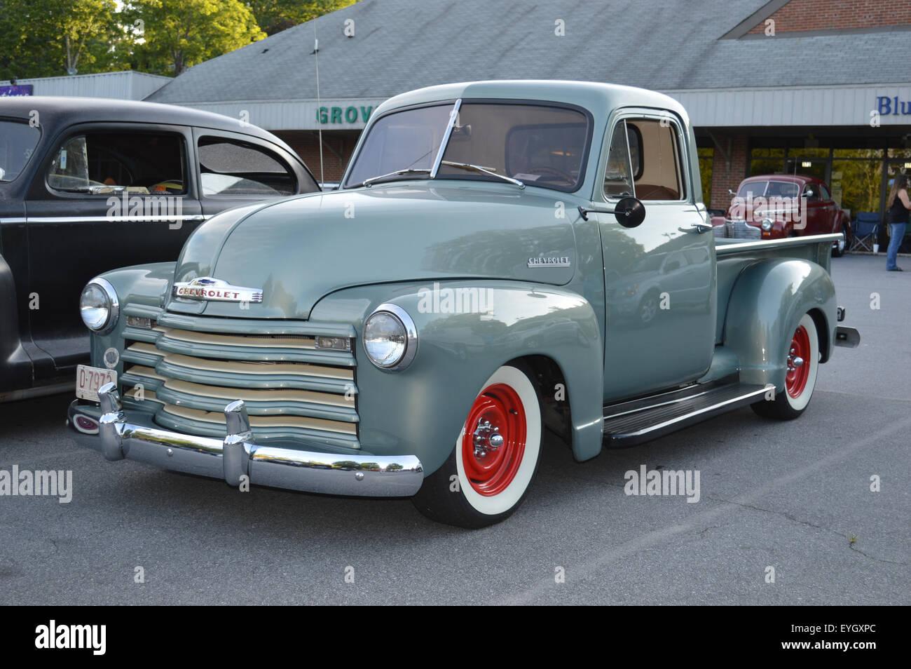 Kelebihan Kekurangan Chevrolet Pickup 1950 Harga