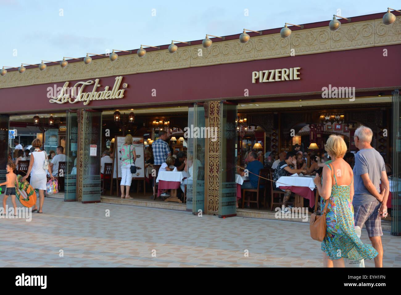 Pizza La Stock Photos & Pizza La Stock Images - Alamy