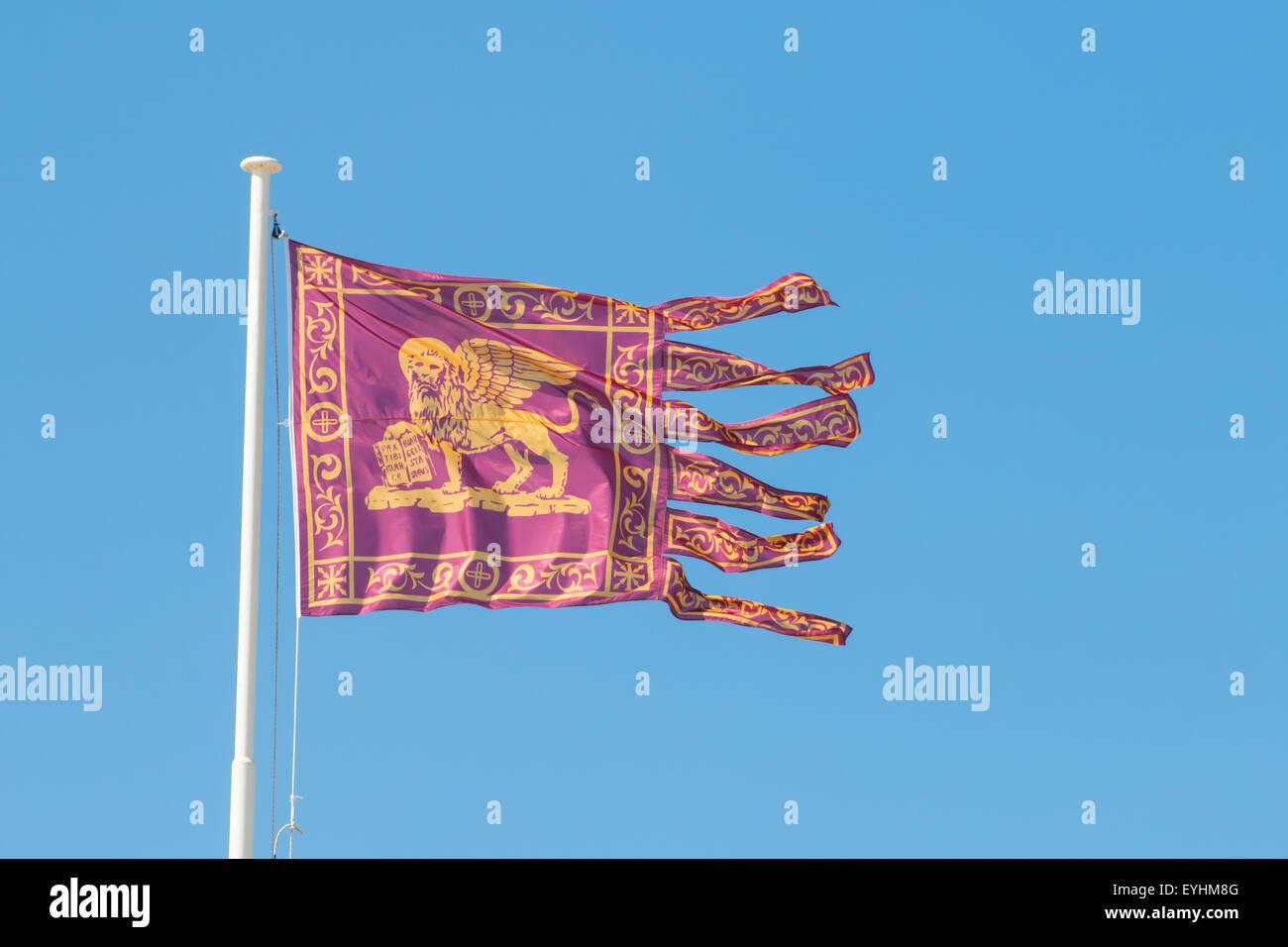 Winged Lion Flag Stock Photos & Winged Lion Flag Stock Images - Alamy