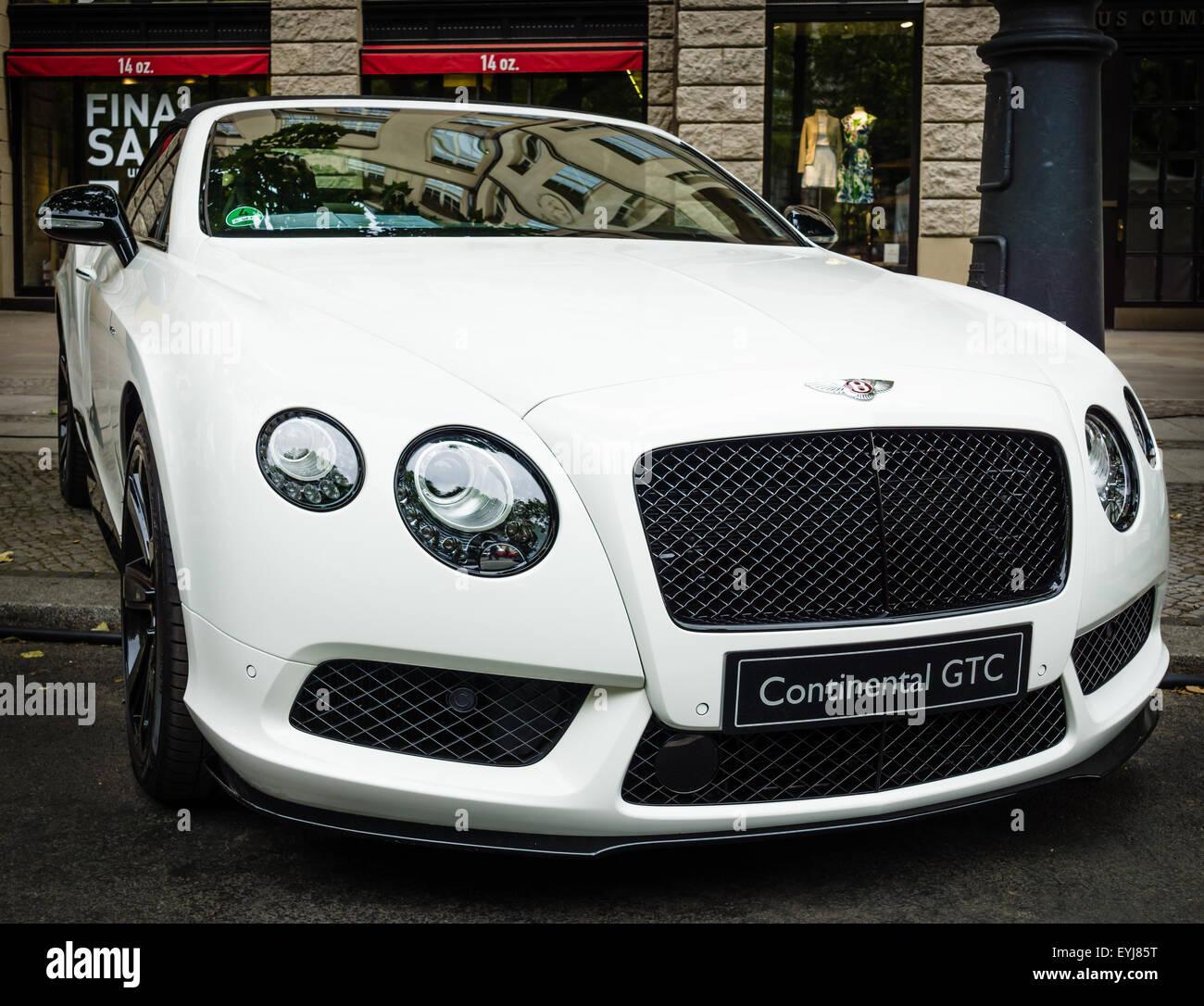 Bentley Continental Gtc Stock Photos Bentley Continental