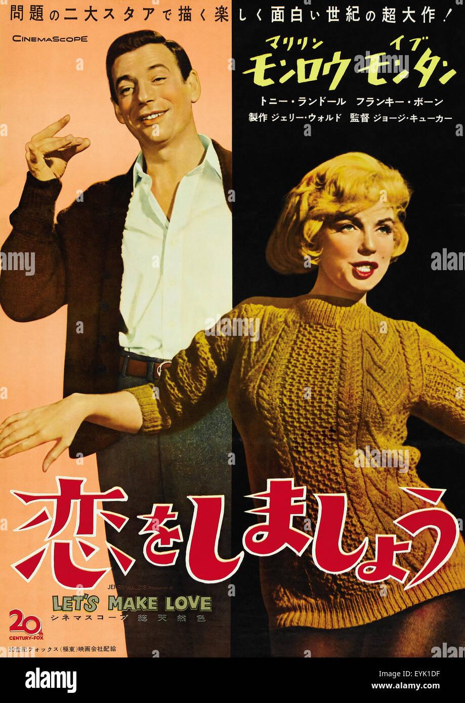 Making Love Style Japanese