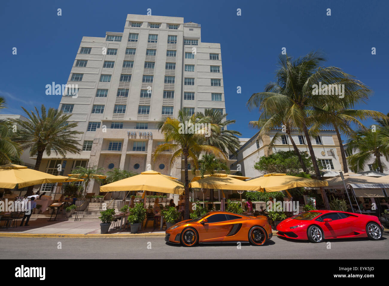 Miami Beach Ocean Drive Shopping