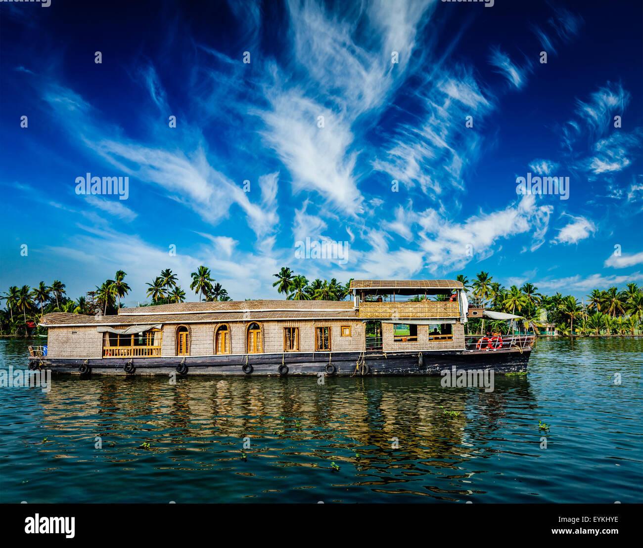 Kerala India Travel Background