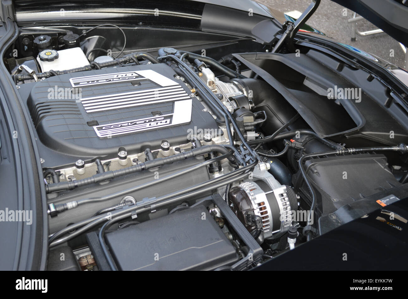 Lt4 Engine Stock Photos & Lt4 Engine Stock Images - Alamy