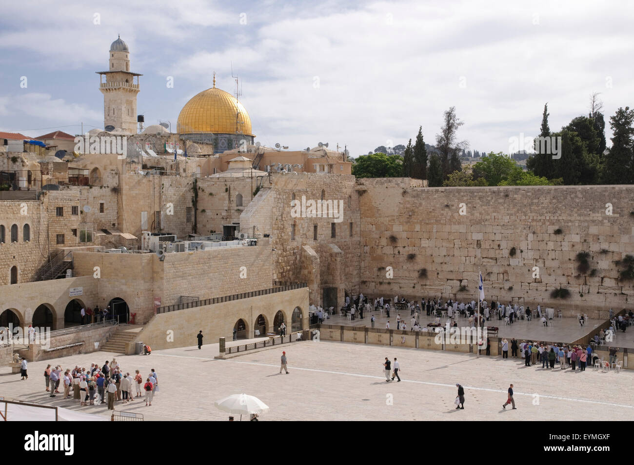 The Wailing Wall (Israel, Jerusalem): a description of why it is so called, how to write a note 23