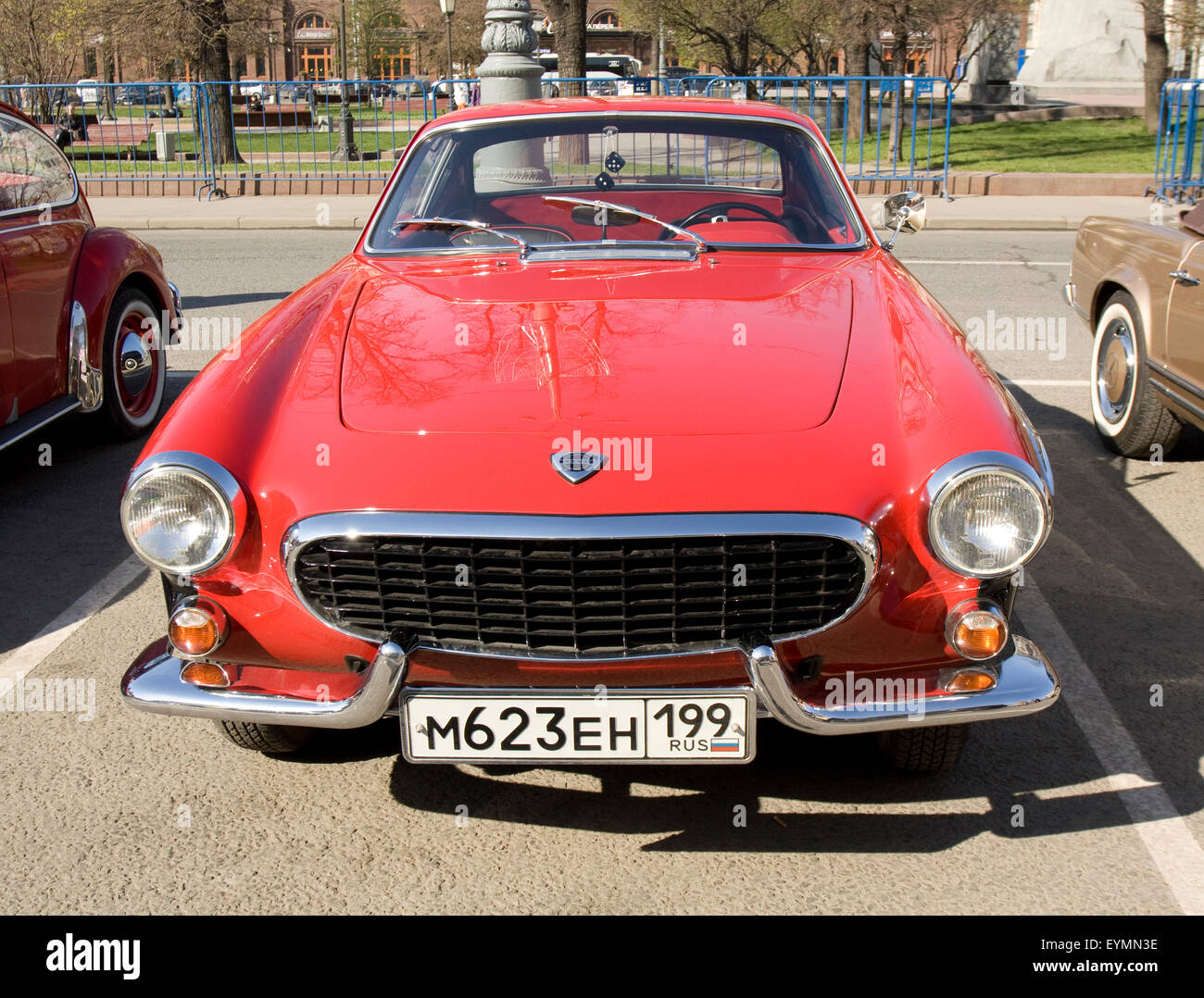 Old Volvo Car Stock Photos & Old Volvo Car Stock Images ...