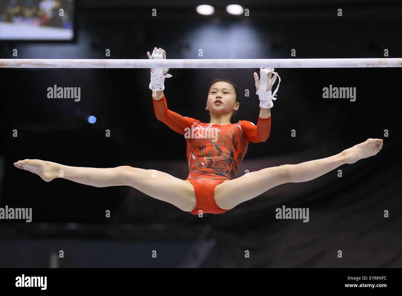 Asian gymnastics championship