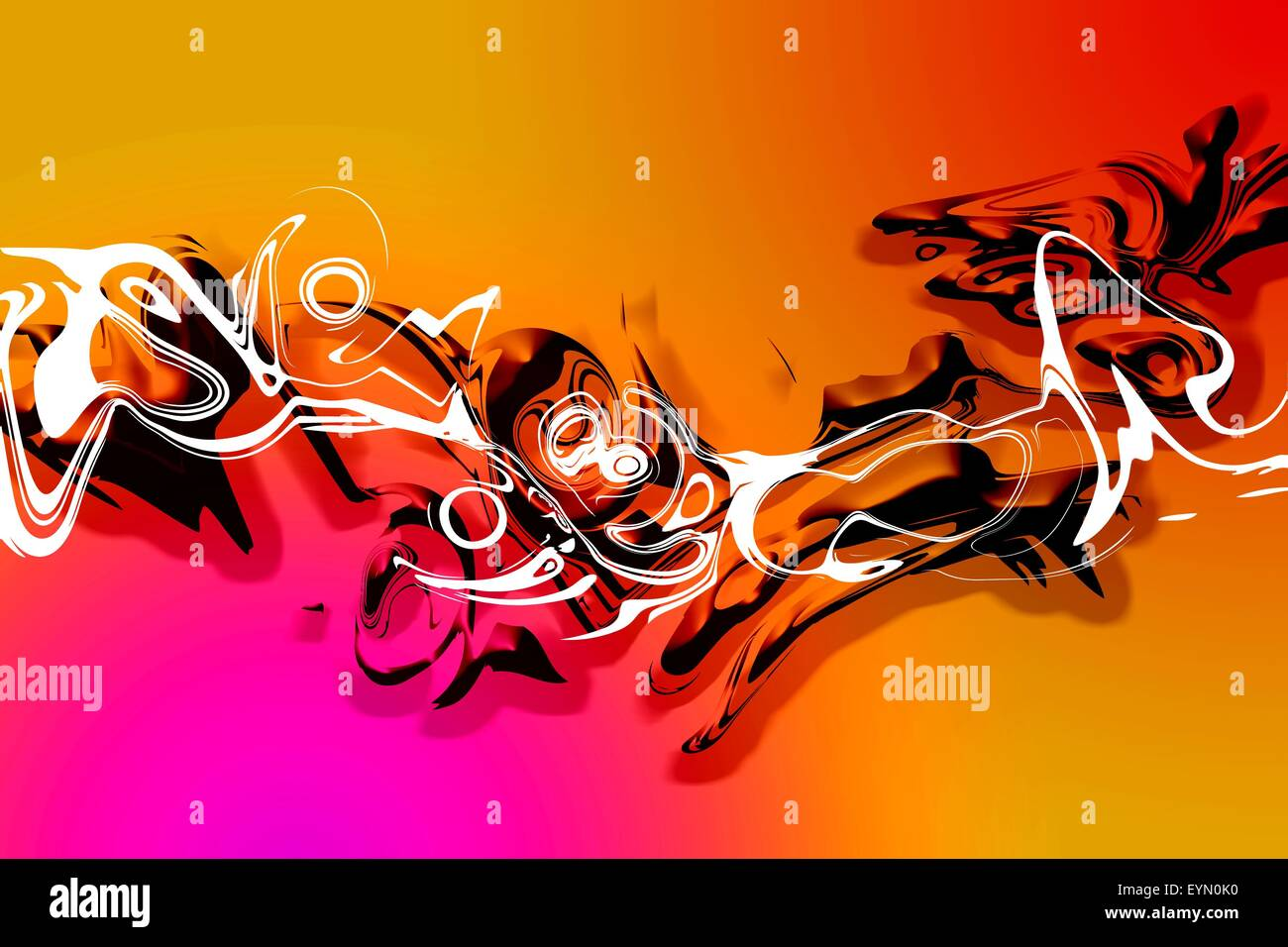 Color Design Art : Abstraction color design art stock photo  alamy