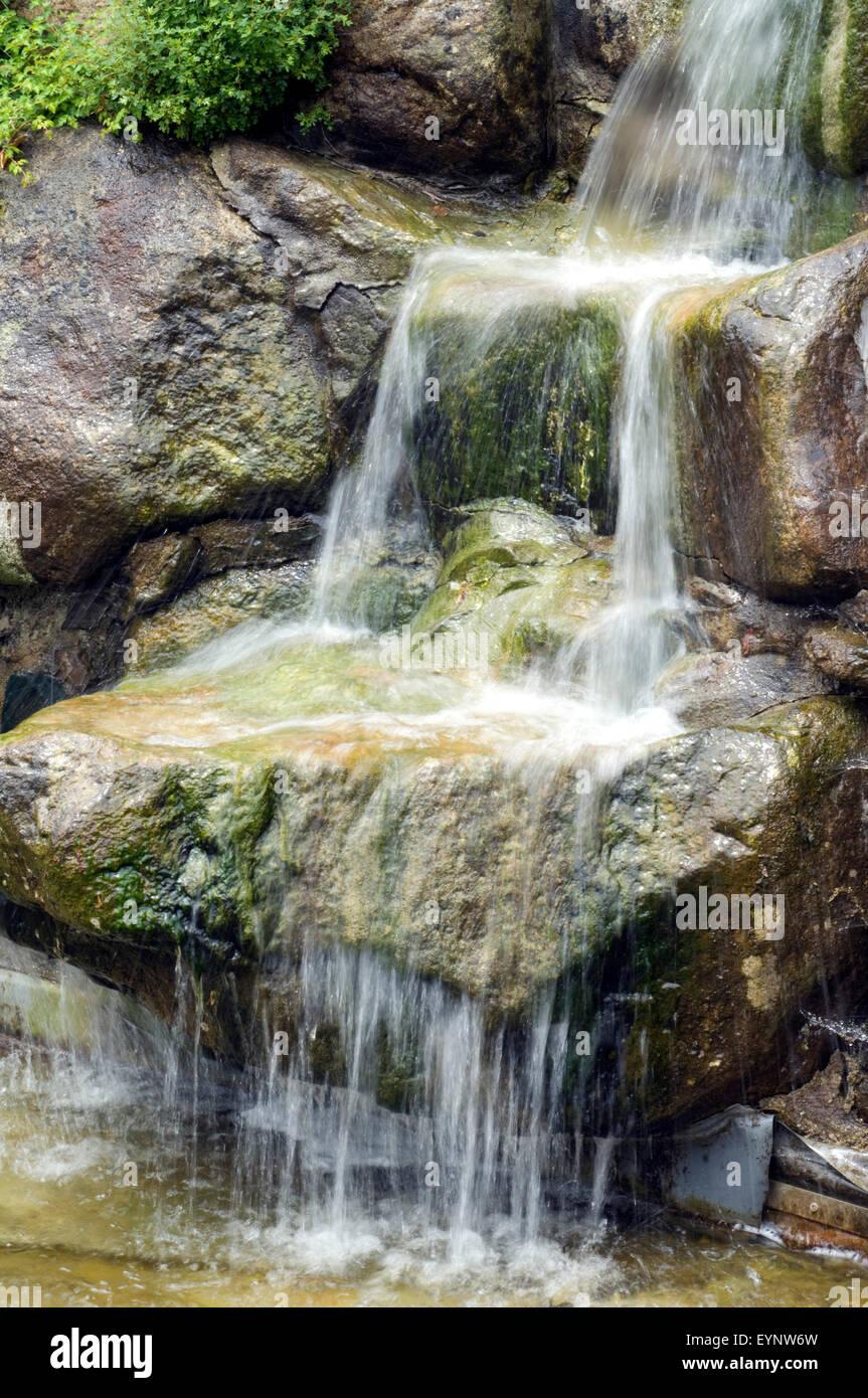 Wasserfall Stock Photo